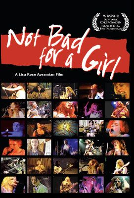 Not Bad for a Girl  (film)