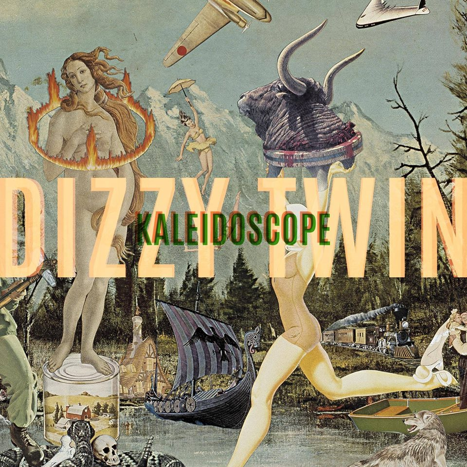 Dizzy Twin- Kaleidoscope LP